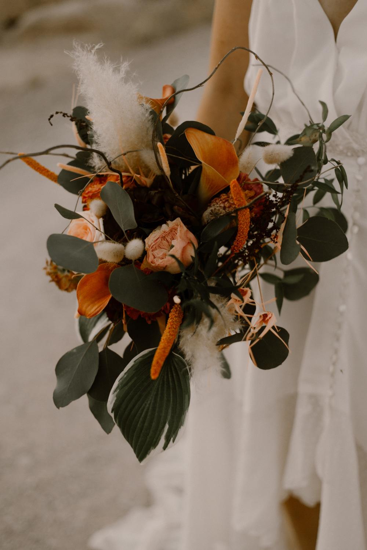 Bouquet Mariée - Mariage en Terre Inconnue