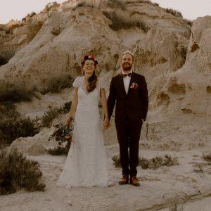 Proposition - Mariage en Terre Inconnue Olivia & Nicolas -  Bardenas